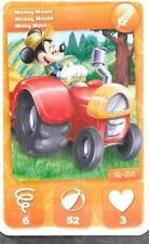 Carte Mickey Mouse & Friends - n° 41 - Mickey Mouse - Ferme - 2012