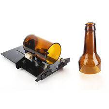 DIY Stain Glass Bottle Cutter Machine Wine Bottle Glass Cutting Tool For Jar