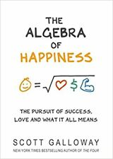 The Algebra Of Happiness <HARDCOVER>