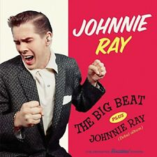 Johnnie Ray - Big Beat + Johnnie Ray [New CD] Spain - Import