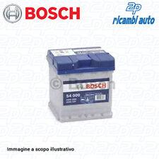 BATTERIA BOSCH S4 12V 44AH 420A 175x175x190 mm CUBETTO