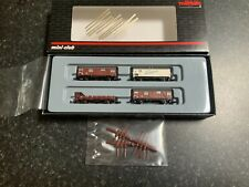 More details for marklin spur z scale/gauge. freight transport set. era lll. new.