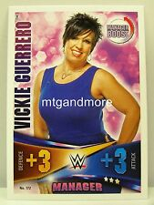 Slam Attax Rivals - #172 Vickie Guerrero