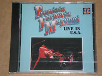 PREMIATA FORNERIA MARCONI (PFM) - LIVE IN U.S.A. - CD SIGILLATO (SEALED)