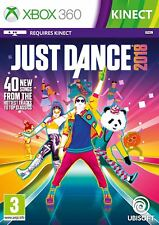 Just Dance 2018 Xbox 360 New and Sealed