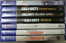 Playstation 4: FPS x7 Game Bundle - Preowned - Fast Dispatch