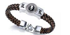 Fashion Jewelry Beautiful Nine West Silver Fashion Watch Multi Color Stripe Cloth Wristband Guc Rainbow Wristbands