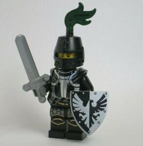 Falcon Knight 10223 Black Armor Shield Kingdoms Castle LEGO® Minifigure Figure
