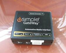 PAC® PXAMG - iSimple GateWay Media Interface For iPod And Auxiliary Audio ! New