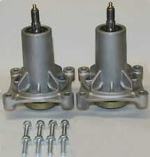 (2 pcs.) Spindle assy replaces AYP Nos. 187292, 192870 & HUSQ. No. 532187292
