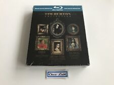 Tim Burton Collection (Charlie, Sweeney Todd, Noces Funèbres) - Bluray - FR/EN