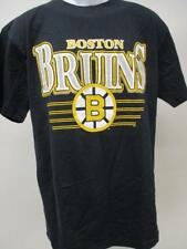 New Boston Bruins Mitchell & Ness Mens Size Small S Black Shirt MSRP $35