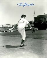 Tommy Lasorda Autographed Signed 8x10 Photo ( HOF Dodgers ) REPRINT