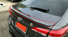 REAR SPOILER  FOR TOYOTA YARIS ATIV 2017 - 2019