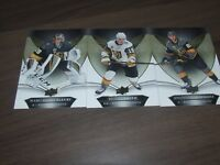 2018-19 Upper Deck Trilogy Team Set Vegas Golden Knights