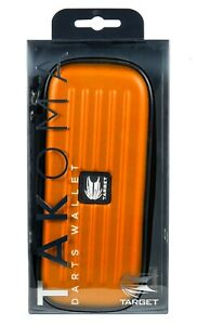 Target Takoma Strong EVA Darts Case - Orange. Holds Fully Assembled Darts.