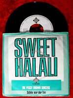 Single Peggy Brown Singers: Sweet Halali (Telefunken U 56 029) D Promo
