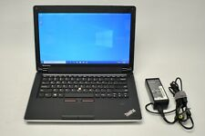 Lenovo ThinkPad Edge Laptop - i3 267GHz 4GB RAM WIN 10 230GB HD