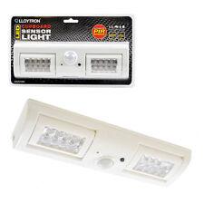 16 LED Armario arrojar luz Sensor PIR Cajón del gabinete con pilas de movimiento Lámpara