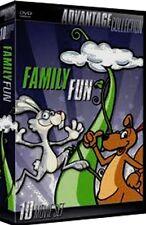 Advantage Collection - Family Fun  RARE OOP ORIG 10 Movie Set  5 DVD Set (New!)