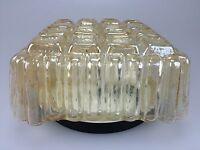 70er Jahre Lampe Leuchte Deckenlampe Wandlampe Plafoniere Space Age Design 60er