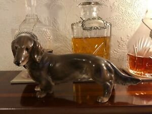 Dachshund Sausage Dog Ceramic Ornament