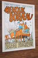 MENOUX BORVEAU BON MOULINOIS  éd.DES MARMOUSETS MOULINS 1977