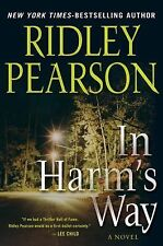 In Harm's Way by Ridley Pearson (2010, Hardcover) WALT FLEMING #4