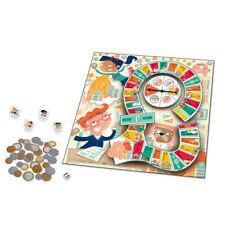 Money Bags Coin Value Game - Children's Pretend UK Money Maths Board Game