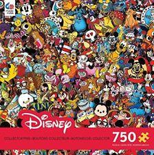 DISNEY VINTAGE PINS - 750 PIECE JIGSAW PUZZLE - BRAND NEW - MICKEY 2912-1