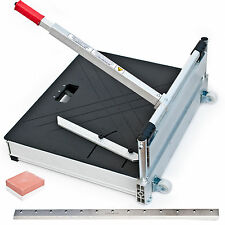 PROFI Der Bautec ROLLEN- Laminatschneider / Parkettschneider 630mm Schnittbreite