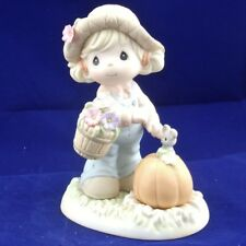"""Precious Moments October """"Cosmos: Ambitious"""" Figurine, Retired"""