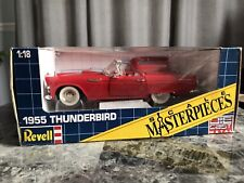 Revell 1:18  1955 Ford Thunderbird With Removable Hardtop