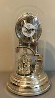 Rhythm Quartz Gold Anniversary Clock 4RH678