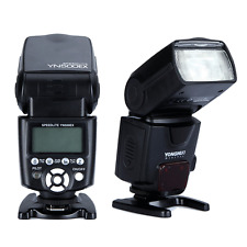 Yongnuo YN500EX YN-500EX 1/8000s E-TTL HSS Wireless Flash Speedlite for Canon