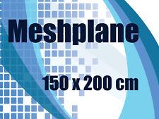 Meshplane  * Banner aus Mesh * Netzgitter Plane * 150x200 cm * bedruckt