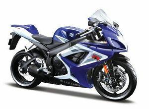 MAISTO 1:12 SUZUKI GSX-R750 31153 MOTORCYCLE BIKE DIECAST MODEL TOY GIFT