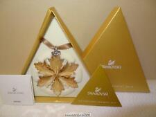 Swarovski SCS Limited Edition Christmas Ornament 2014