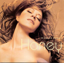 MARIAH CAREY - HONEY - 5 TRACK MUSIC CD SINGLE - LIKE NEW - F267