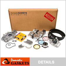 88-95 Honda Civic CRX Del Sol 1.5L Overhaul Engine Rebuild Kit D15B2 D15B7 D15B8