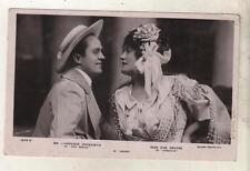 "THEATRE - EVIE GREENE & LAWRENCE GROSSMITH in ""HAVANA"" 1908 R.P. Postcard *"
