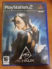 AEON FLUX - PLAYSTATION 2 PS2 USATO
