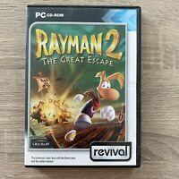 Rayman 2 The Great Escape PC Game + Free UK Delivery