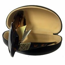 Tommy and Kate Tortoise Sunglasses in Hard Carry Box Case