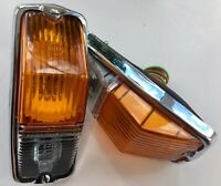 2 X Indicator Lamps for MGB Roadster / Spitfire, BHA4966 - Lucas L677