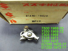 Suzuki T125 T250 T305 T350 T500 Contact Point NOS 31440-15020 GT250 GT380 POINT