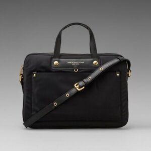 "NWT Marc by Marc Jacobs Preppy Nylon Commuter 13"" Laptop Bag"