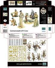 Master Box Commonwealth AFV Crew NEW Model Kit