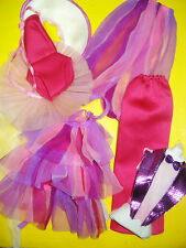 Vtg Barbie SUPERSTAR 80s Doll Clothes Lot SPECTACULAR FASHIONS Set 1984 7218