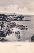 LA NAPOULE timbrée 1908